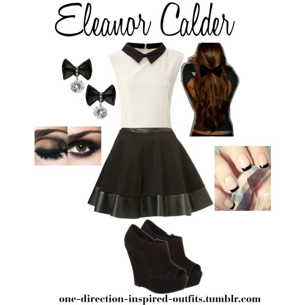 """""""Inspired - Eleanor Calder"""" by one-direction-inspired-outfits on Polyvore"""