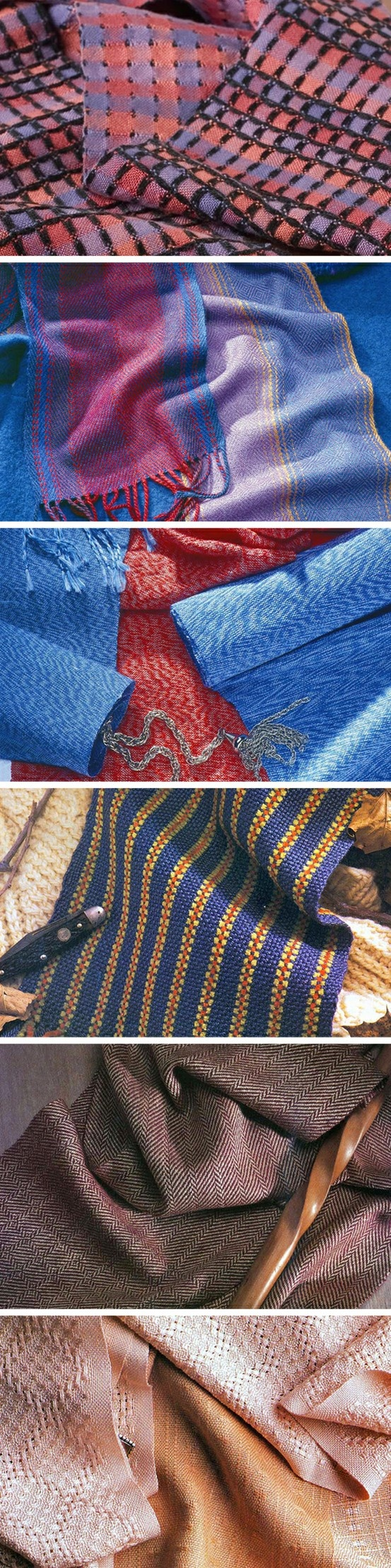 28 best weaving looms images on pinterest weaving looms knitting discover thirteen fun scarf weaving projects in the best of handwoven scarves on four shafts fandeluxe Choice Image