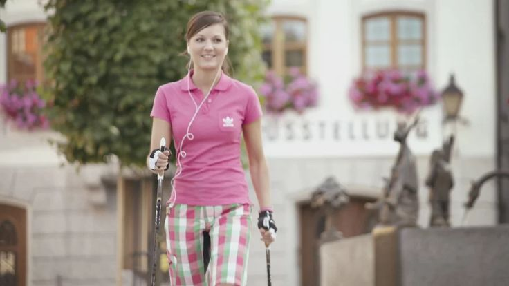 LEKI Nordic Walking on Vimeo