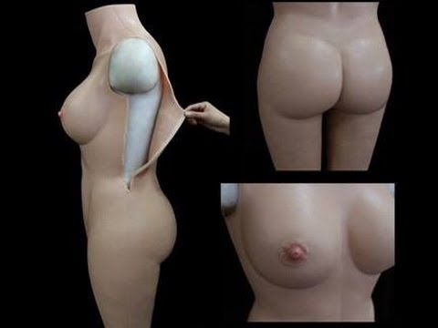 naked vagina without face