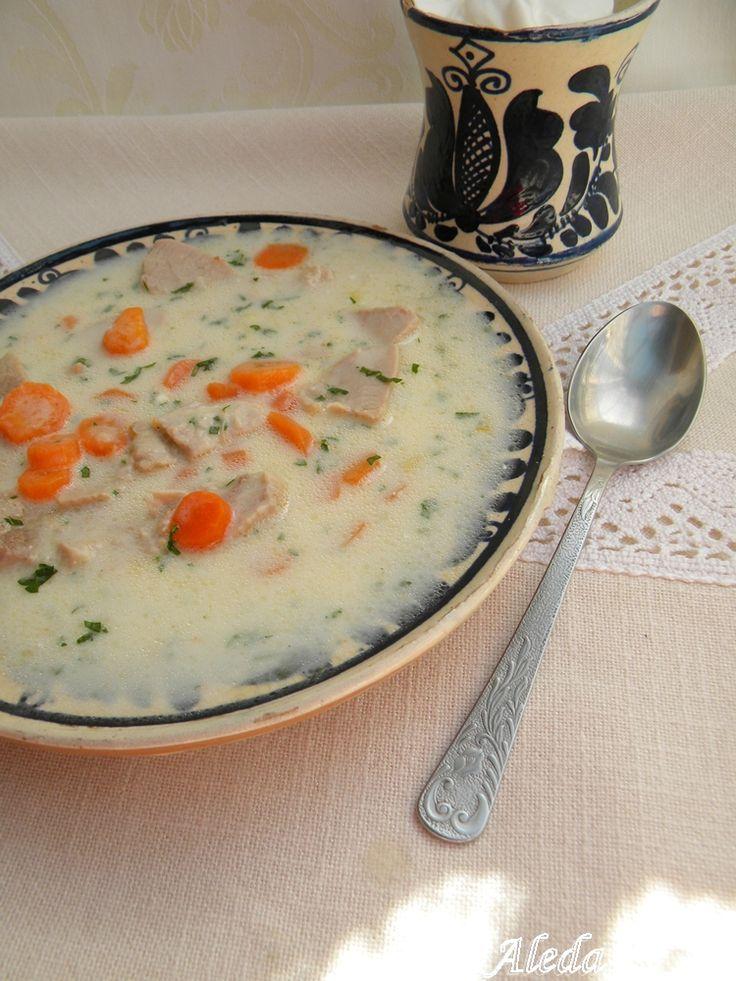 Aleda konyhája: Kalotaszegi savanyúleves