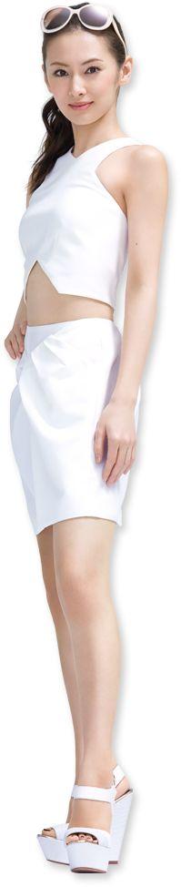商品ラインナップ | ALLIE | カネボウ化粧品 http://www.kanebo-cosmetics.jp/allie/products/ #北川景子 #Keiko_Kitagawa
