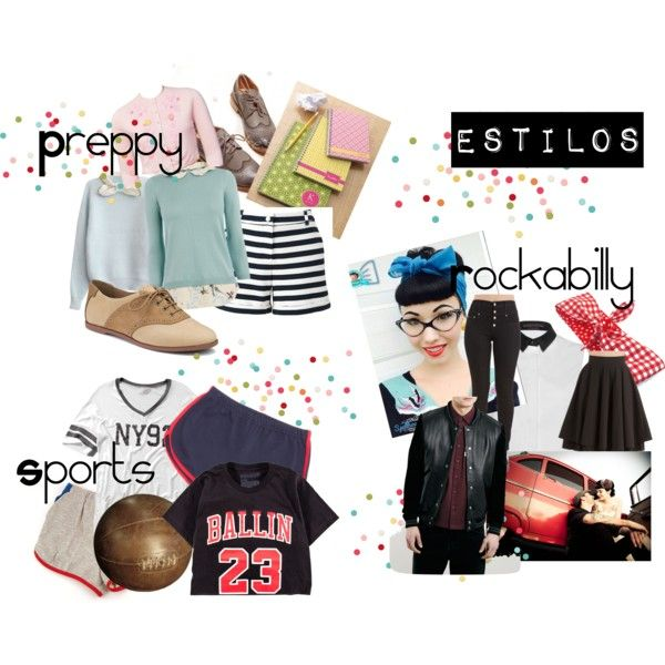 eSTILOS by maygomezp on Polyvore featuring moda, Alice + Olivia, Oasis, Abercrombie & Fitch, Petit Bateau, Sperry Top-Sider, Topman and A.P.C.