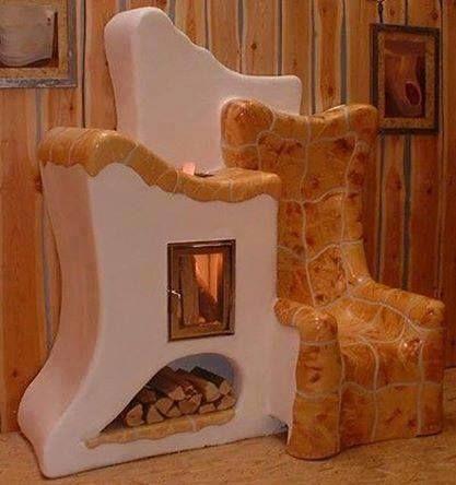 ber ideen zu gemauerter kamin auf pinterest ziegelkamin streichen. Black Bedroom Furniture Sets. Home Design Ideas