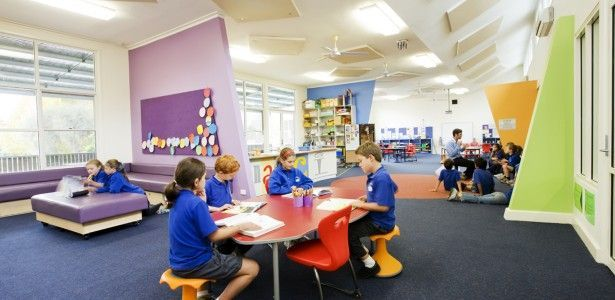 Classroom Design Competition ~ Award winning learning space spaces pinterest