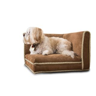 Enchanted Home Pet Corner Shearling Bed - JUST FOUND SCOOBY'S NEW BED :)