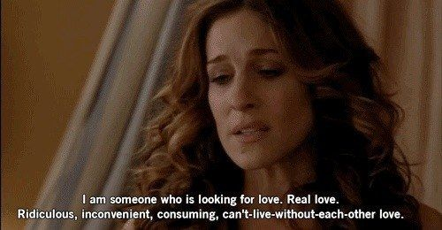 """And when she knew exactly what she wanted:   Carrie Bradshaw's 23 Most Iconic Lines On """"Sex And The City"""""""
