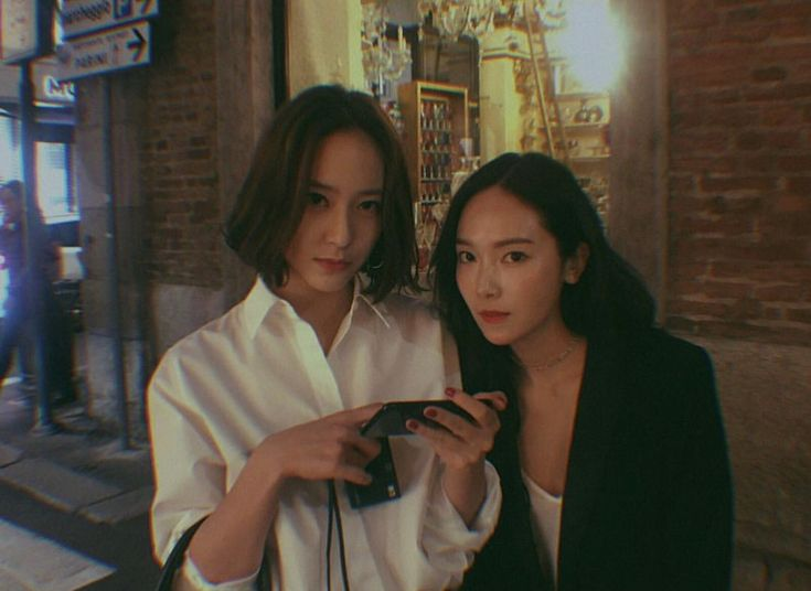 Krystal Reveals The One Thing About Jessica That Makes Her Jealous Of Her
