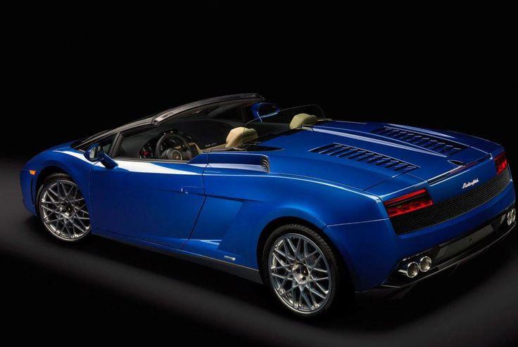 Lamborghini Gallardo LP 550-2 Spyder cost - http://autotras.com
