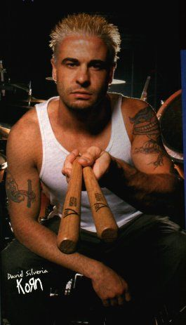 David Silveria (Formerly from Korn)