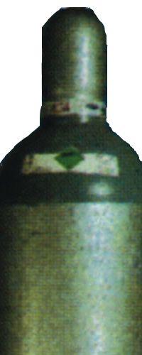Ήλιον για μπαλόνια : Σιδηροφιάλη αερίου 50lt κενή