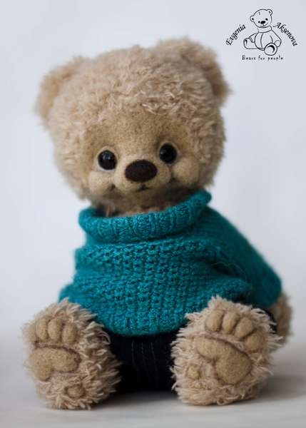 Bobby by By Evgenia Aksenova | Bear Pile
