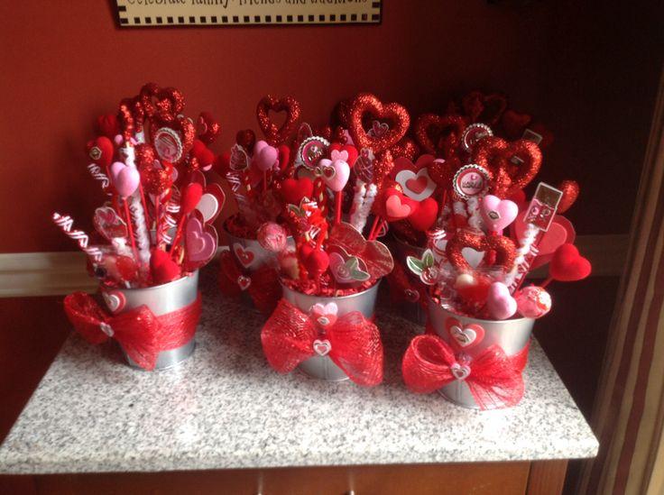 Valentine Centerpieces