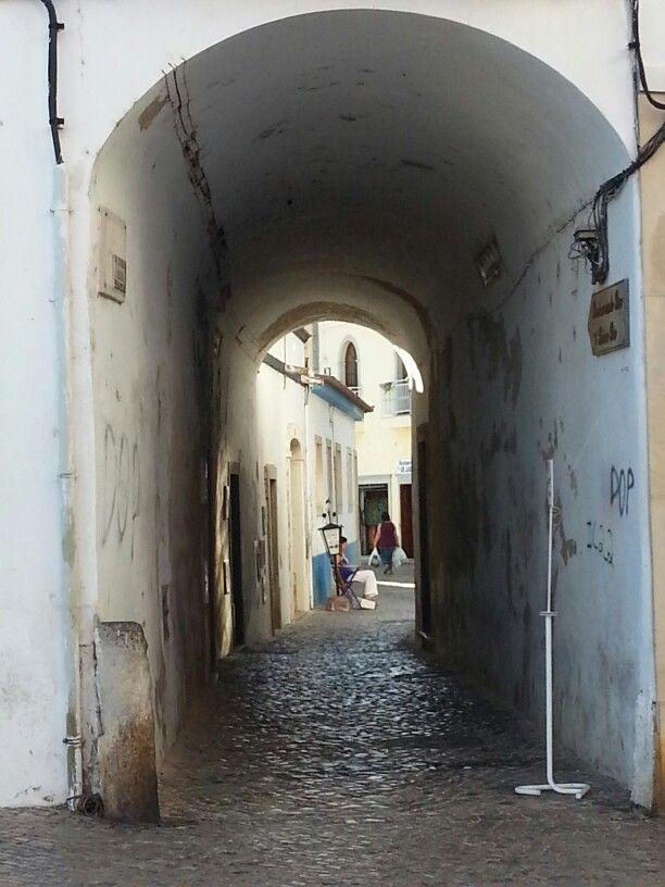Tavira, Portugal.