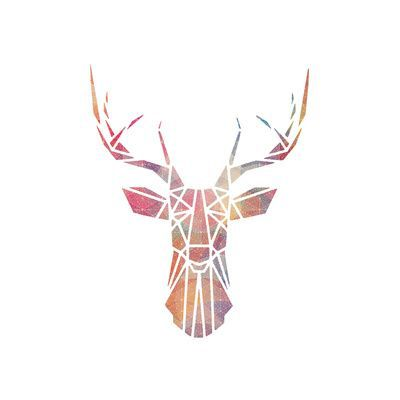 The beauty of a deer.