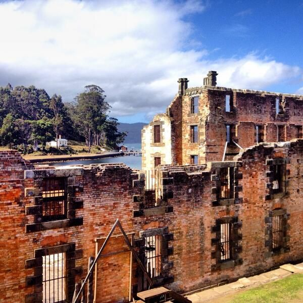 Brilliant photo and wonderful feedback from recent visitor to the Port Arthur Historic Site and tweeter @James Hacon. Thanks James!
