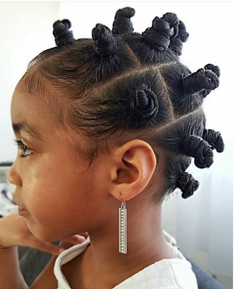 25+ best ideas about Black Baby Hairstyles on Pinterest | Black baby girl hairstyles, Black kids ...