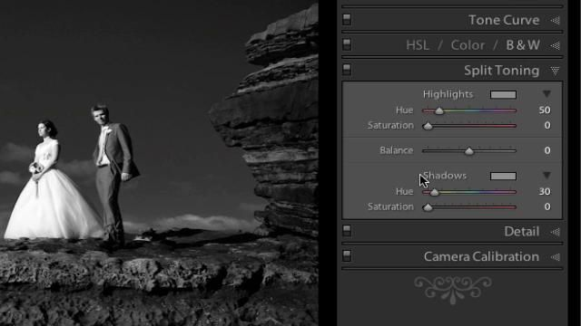 how to fix unbalanced colour tone in lightroom
