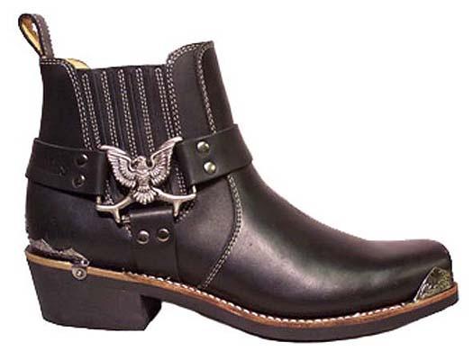 ladies biker boots