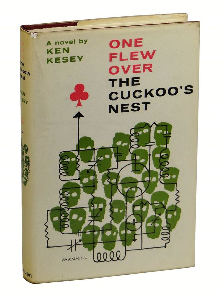 an analysis of ken kesys novel one flew over the cuckoos nest Ken kesey's one flew over the cuckoo's nest essay - ken kesey's one flew over the cuckoo's nest one flew over the cuckoo's nest ken kesey's one flew over the cuckoo's nest is a multidimensional novel with many important messages in which kesey strives to relay to the readers.