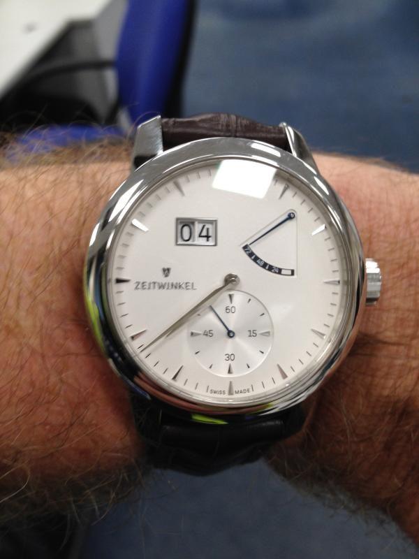 AHCI & Independent Haute Horlogerie - Zeitwinkel 273 - a mini review