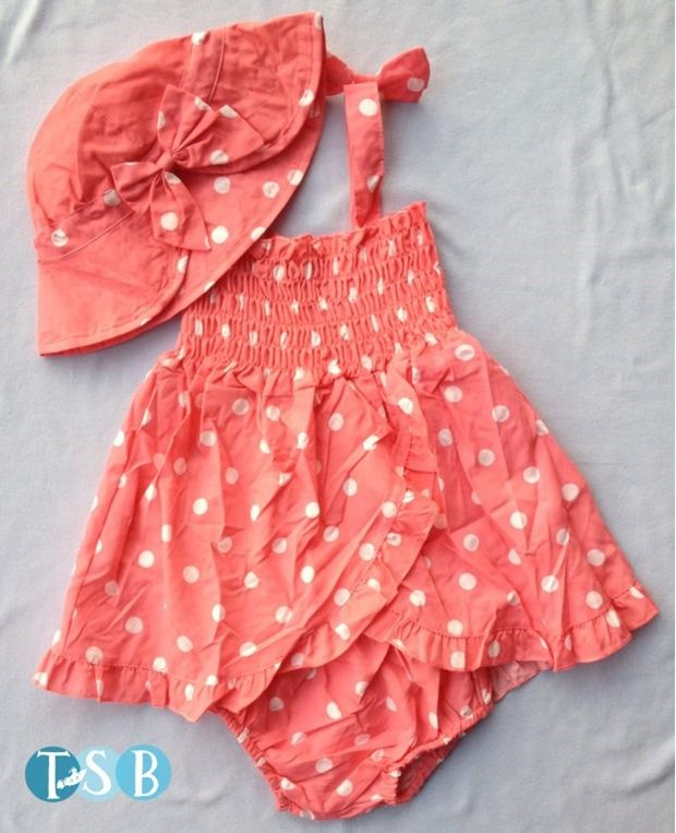 'Lucy' Summer 3 piece Set - Thats So Baby!