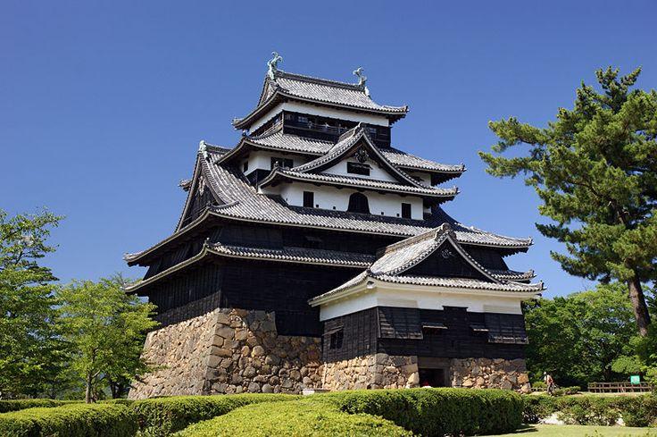 松江城  Matsue-jo Castle