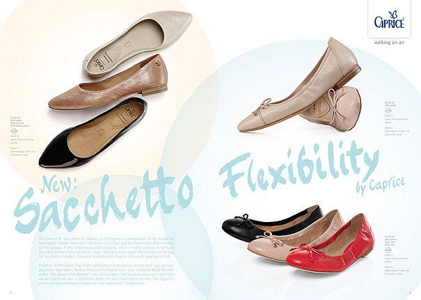 Sacchettos by Caprice