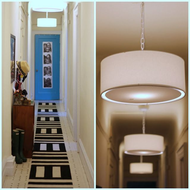 narrow hallway lighting ideas. bright door at the end of a narrow hallway lighting ideas