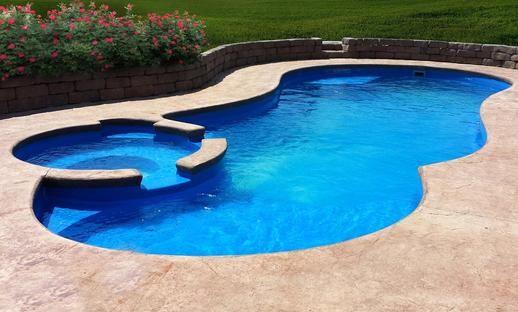 Fiberglass Pool installer, Swimming Pool Contractors - Backyard ...