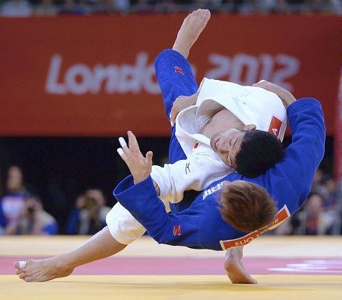 Judo/Hiroaki Hiraoka