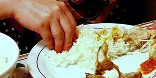 OBAT KUTU RAMBUT HERBAL TUMBONAN : FAKTA ILMIAH.........Makan Menggunakan Tangan Berm...