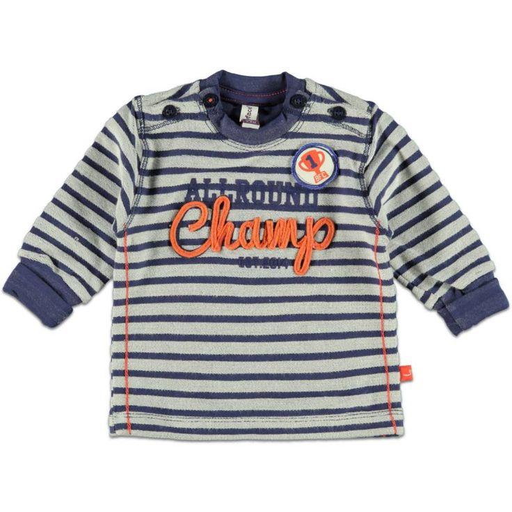 Babyface Sweater Baby Boy Royal