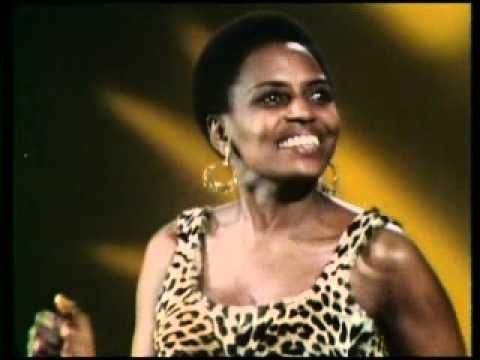 """""""The Queen of South African music, Miriam Makeba."""" - Pata Pata -"""