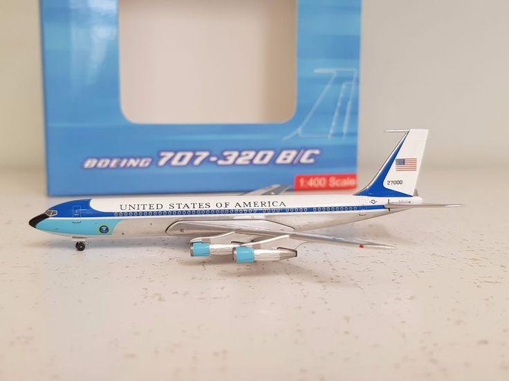 Aero Classics 1:400 VC-137C Air Force One 62-7000 Ref: AC627000 #AEROCLASSICS1400