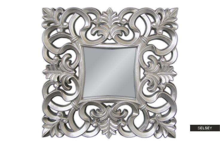 Lustro ścienne Claire od #selseyliving, #mirror, #decoration, #homedecor