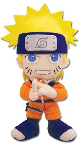 """Naruto Naruto 6"""" Plush"""