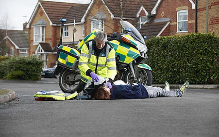 paramedics | West Midlands Ambulance Service's motorcycle paramedics will be ...