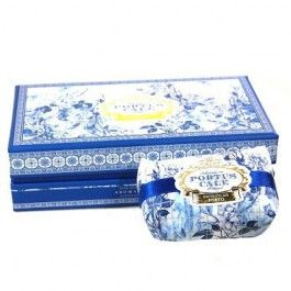 Portus Cale Sabonete Gold & Blue