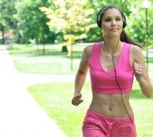 La música reduce la percepción de esfuerzo al realizar ejercicio