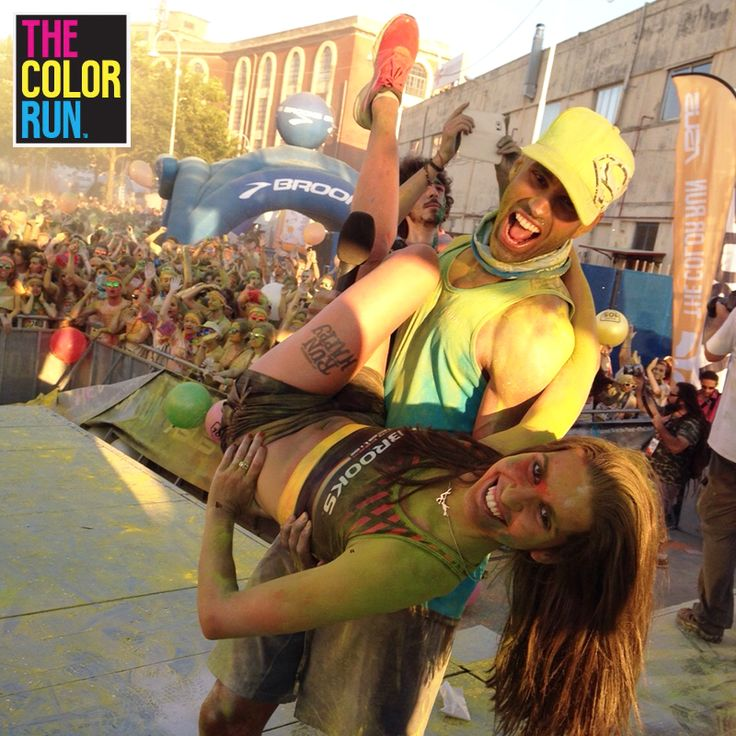 #Fabio #Inka #Color #Run 2015