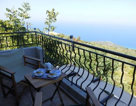 Magnificent view from Natura Villas