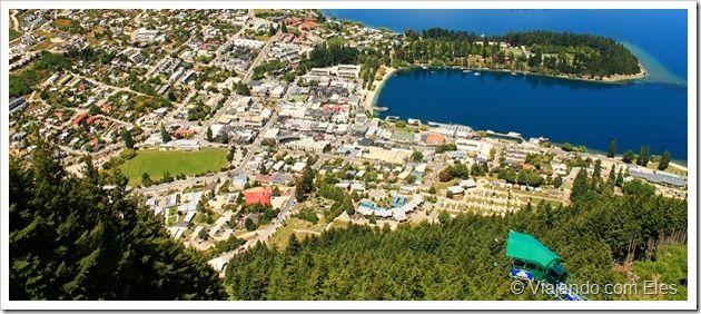 O que fazer em Queenstown - capital dos esportes radicais na Nova Zelândia