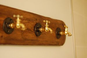Unique handmade wall hooks Kitchener / Waterloo Kitchener Area image 3