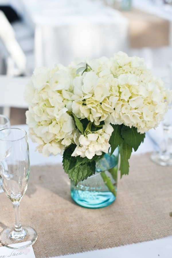 Hydrangea Wedding Centerpieces : Best images about western cowboy wedding ideas on