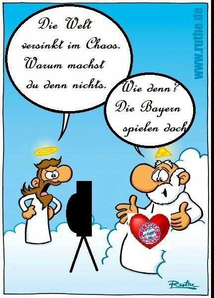 Bayern München Witze