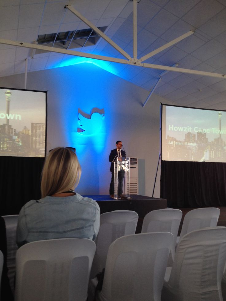 AdDynamo & Twitter South Africa event in Cape Town • Social media • Digital marketing • Online