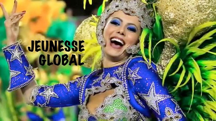 ПЕРВАЯ ГОДОВЩИНА В БРАЗИЛИИ | JEUNESSE GLOBAL