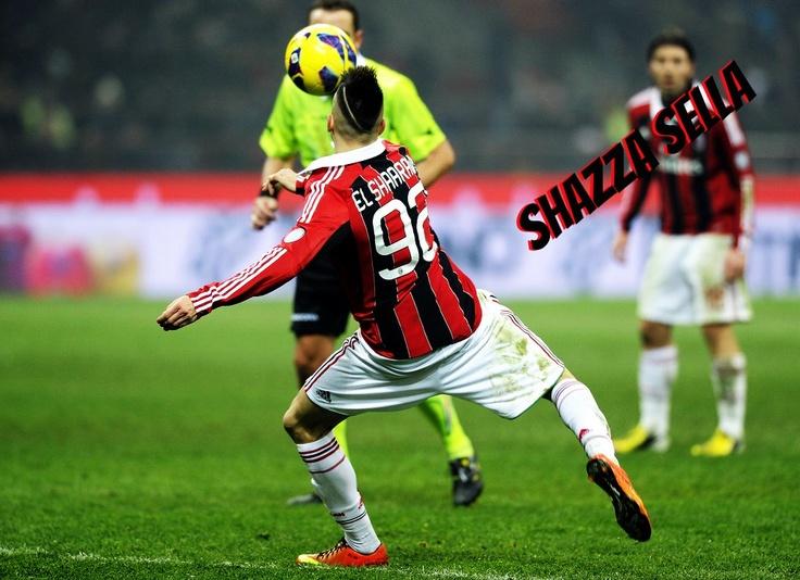El shaarawy :D