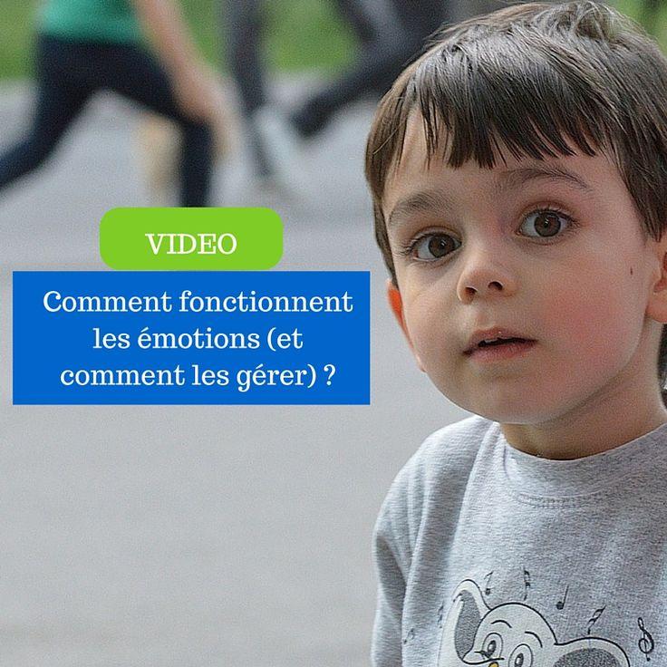 Cet épisode de « c'est pas sorcier » est un excellent support de discussion autour des émotions : quelles sont les émotions primaires ? quelle est leur utilité ? pourquoi pleure-t-on ? en quoi le rire est bon pour la santé ? etc. Cette vidéo a un double objectif : aider les parents/adultes à identifier, comprendre et verbaliser les émotions faciliter l'empathie …
